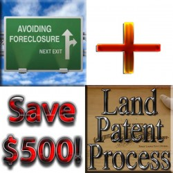 Foreclose-prevent+Land-Patent Image