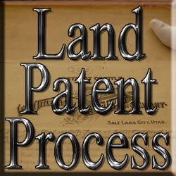 Land Patent Process Image