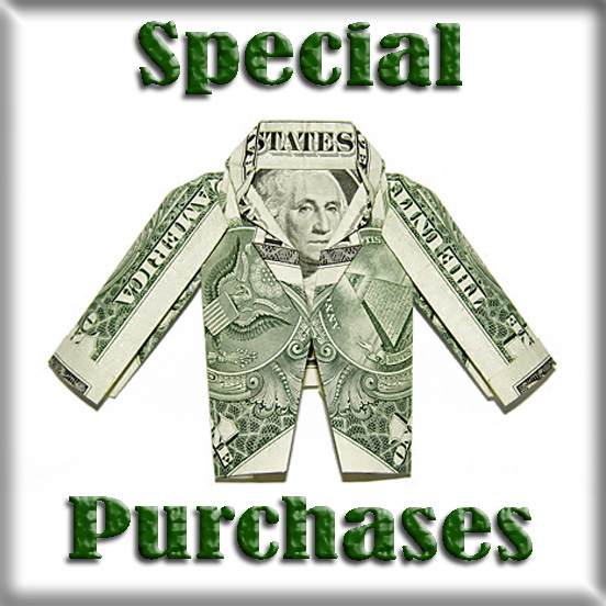 Special Purchases Image