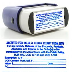 Rubber Stamp AFV Image