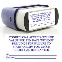 Rubber Stamp CAFV Image