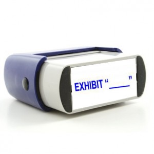 Rubber Stamp Exhibit Image