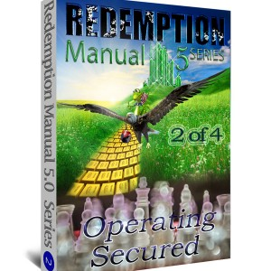 Web Save - Book CoverRedemption Manual 5.0 Book2 perspective