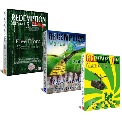 Redemption Manual Book 1 & 2 & UCC Supplemental
