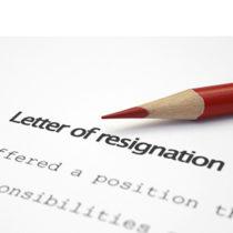 LetterOfResignation