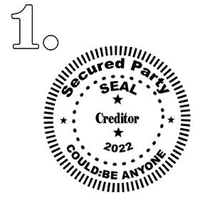 Private Company stamp